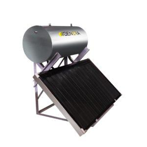 Termotanque solar de placa plana - GENERA
